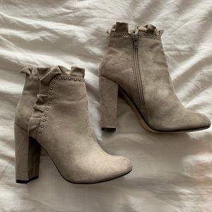 Ankle Boutique Boots